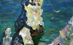 Персональная выставка живописи в Черноморске