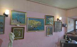 Открыта персональная выставка в Керчи